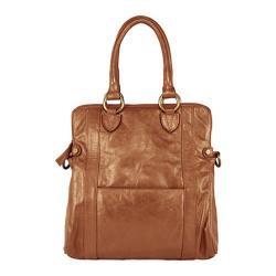 Women's Latico Sydney Tote 7635 Metallic Copper Leather