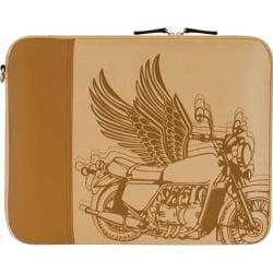 Women's Laurex 14in Laptop Sleeve Gold Harley/Gold