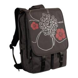 Women's Laurex Laptop Backpack Steal Petal/Gun Metal
