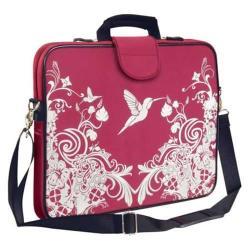 Women's Laurex 15.6in Laptop Sleeve Cherry Hummingbird