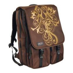 Women's Laurex Laptop Backpack Gold Vine