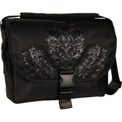 Women's Laurex Large Slim Messenger Bag Freezia Grove
