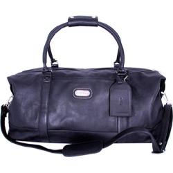 Leatherbay World Traveller Cabin Bag Black