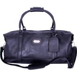 Leatherbay World Traveller Cabin Bag Black