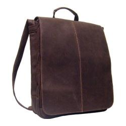 LeDonne DS-903 Distressed Leather Chocolate