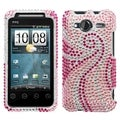 BasAcc Phoenix Tail Diamante Case for HTC 47474/ EVO Shift 4G