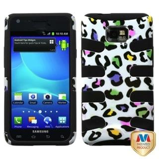 INSTEN Fishbone Phone Case Cover for Samsung Galaxy S 2/ S II/ Attain i777