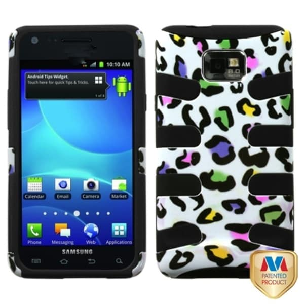 INSTEN Fishbone Phone Case Cover for Samsung Galaxy S 2/ S II/ Attain i777