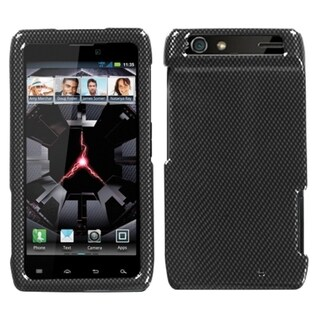 BasAcc Carbon Fiber Case for Motorola XT912 Droid Razr