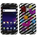 BasAcc Color Heart Silver Case for Samsung Galaxy S II/ Skyrocket i727