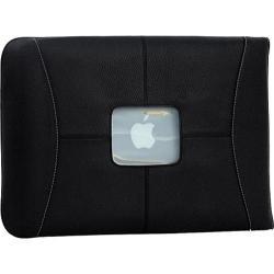 MacCase 15in Premium Leather MacBook Pro Sleeve Black