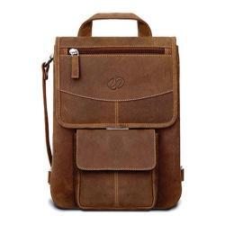 MacCase Premium Leather iPad Flight Jacket/Backpack Opt Vintage