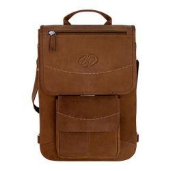 MacCase 17in Premium Leather MacBook Pro Flight Jacket/Back Vintage