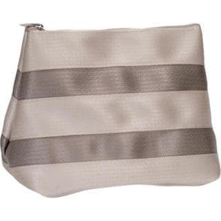 Women's Maggie Bags Small Cosmetic Bag 2-Tone Tan