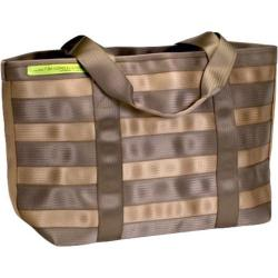 Women's Maggie Bags Tote of Many Colors 2-Tone Tan