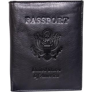 Kozmic Leather Passport Cover