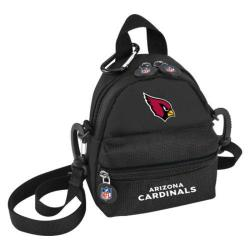 NFL Luggage Mini Me Backpack Arizona Cardinals/Black