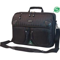 Men's Mobile Edge Checkpoint&Eco Friendly Messenger- 16inPC/17inMac Black