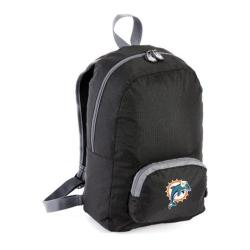 NFL Luggage Transformer Backpack Miami Dolphins/Black