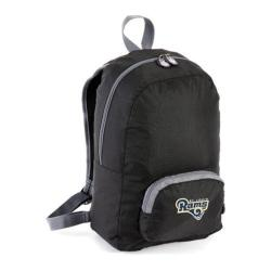 NFL Luggage Transformer Backpack St. Louis Rams/Black