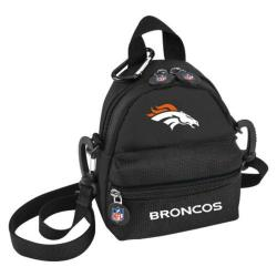 NFL Luggage Mini Me Backpack Denver Broncos/Black