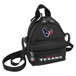 NFL Luggage Mini Me Backpack Houston Texans/Black