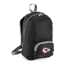 NFL Luggage Transformer Backpack Kansas City Chiefs/Black