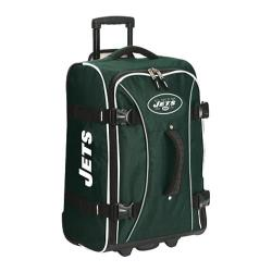 Men's NFL Luggage Wheeling Hybrid Luggage 21in New York Jets/Green
