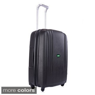Lojel Streamline Polypropylene 28-inch Upright Spinner Suitcase