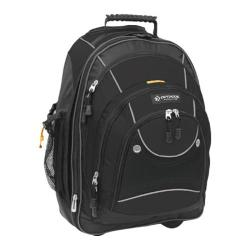 Outdoor Products Sea-Tac Rolling Backpack Black