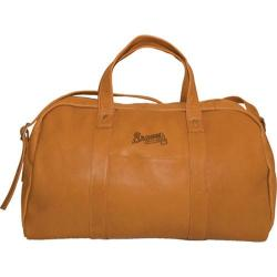Pangea Corey Duffle Bag PA 308 MLB Atlanta Braves/Tan