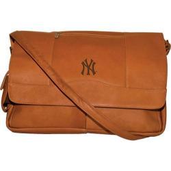 Pangea Laptop Messenger PA 156 MLB New York Yankees/Tan