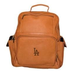 Pangea Large Computer Backpack PA 352 MLB Los Angeles Dodgers/Tan