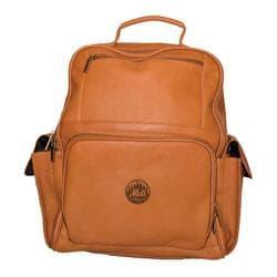 Pangea Large Computer Backpack PA 352 MLB New York Mets/Tan