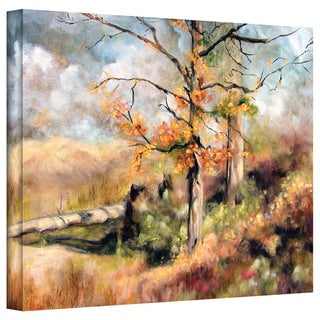 Marina Petro 'Autumn' Gallery-Wrapped Canvas