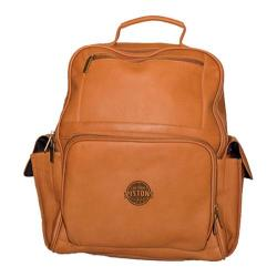 Pangea Large Computer Backpack PA 352 NBA Detroit Pistons/Tan
