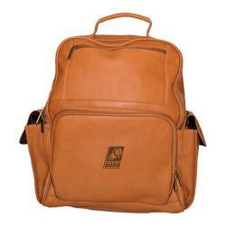 Pangea Large Computer Backpack PA 352 NBA Phoenix Suns/Tan