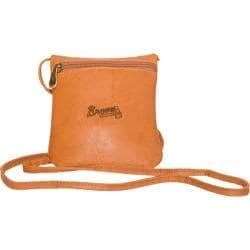 Women's Pangea Mini Bag PA 507 MLB Atlanta Braves/Tan