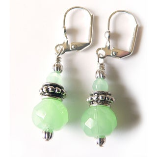 'Greta' Dangle Earrings