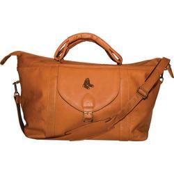Men's Pangea Top Zip Travel Bag PA 303 MLB Boston Red Sox/Tan