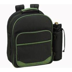 Picnic at Ascot Eco Picnic Backpack for Four Forest Green