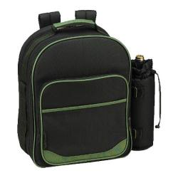 Picnic at Ascot Eco Picnic Backpack for Two Forest Green
