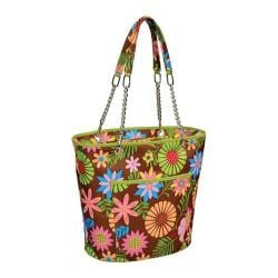 Picnic at Ascot Floral Insulated Cooler Tote Floral
