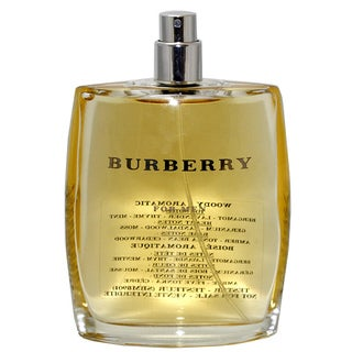 Burberry Men's 3.3-ounce Eau de Toilette Spray (Tester)