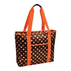 Picnic at Ascot Large Insulated Cooler Tote Julia Dot