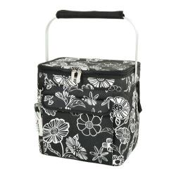 Picnic at Ascot Multi Purpose Drinks Carrier Night Bloom