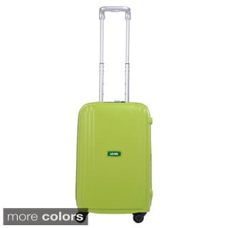 Lojel Streamline Polypropylene 22-inch Small Carry-on Upright Spinner Suitcase