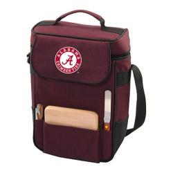 Picnic Time Duet Alabama Crimson Tide Embroidered Burgundy