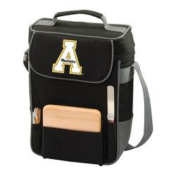 Picnic Time Duet Appalachian State Mountaineers Print Black/Grey