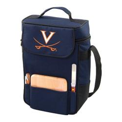 Picnic Time Duet Virginia Cavaliers Embroidered Navy